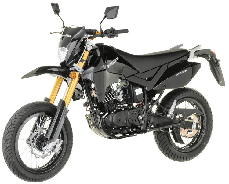 Manual Transmission >> 125cc Motorcycle - 125cc Direct Bikes Enduro S Motorcycle Black