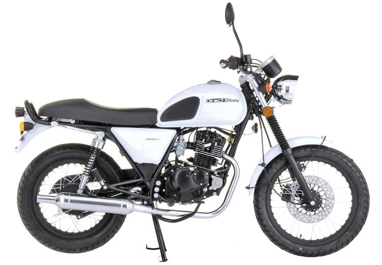 New Cc Motorcycles Uk